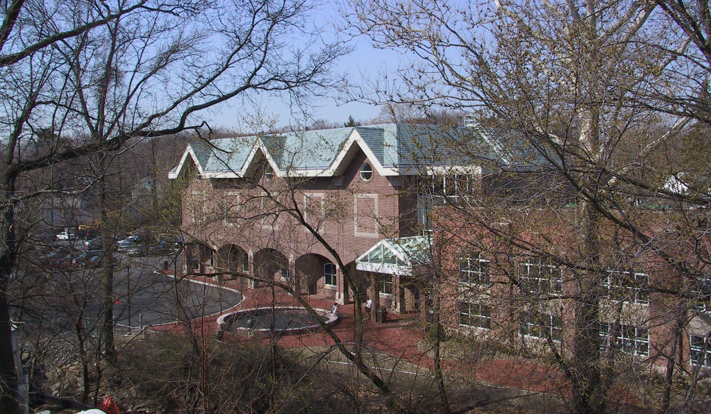 Exterior view of the Rye YMCA