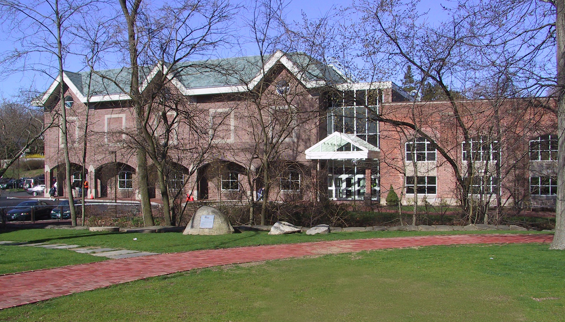 Front of the Rye YMCA