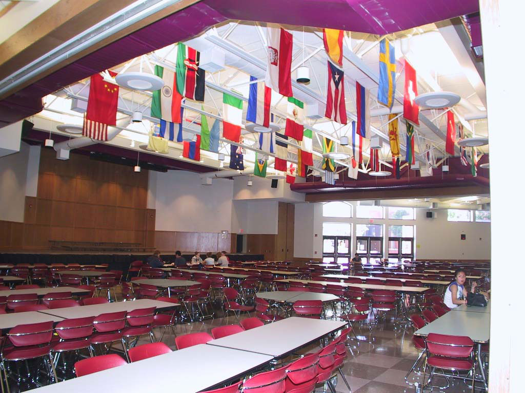 Ridgewood High School Campus Center