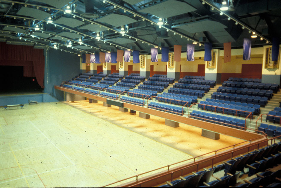 Main Auditorium at the Westchester County Center