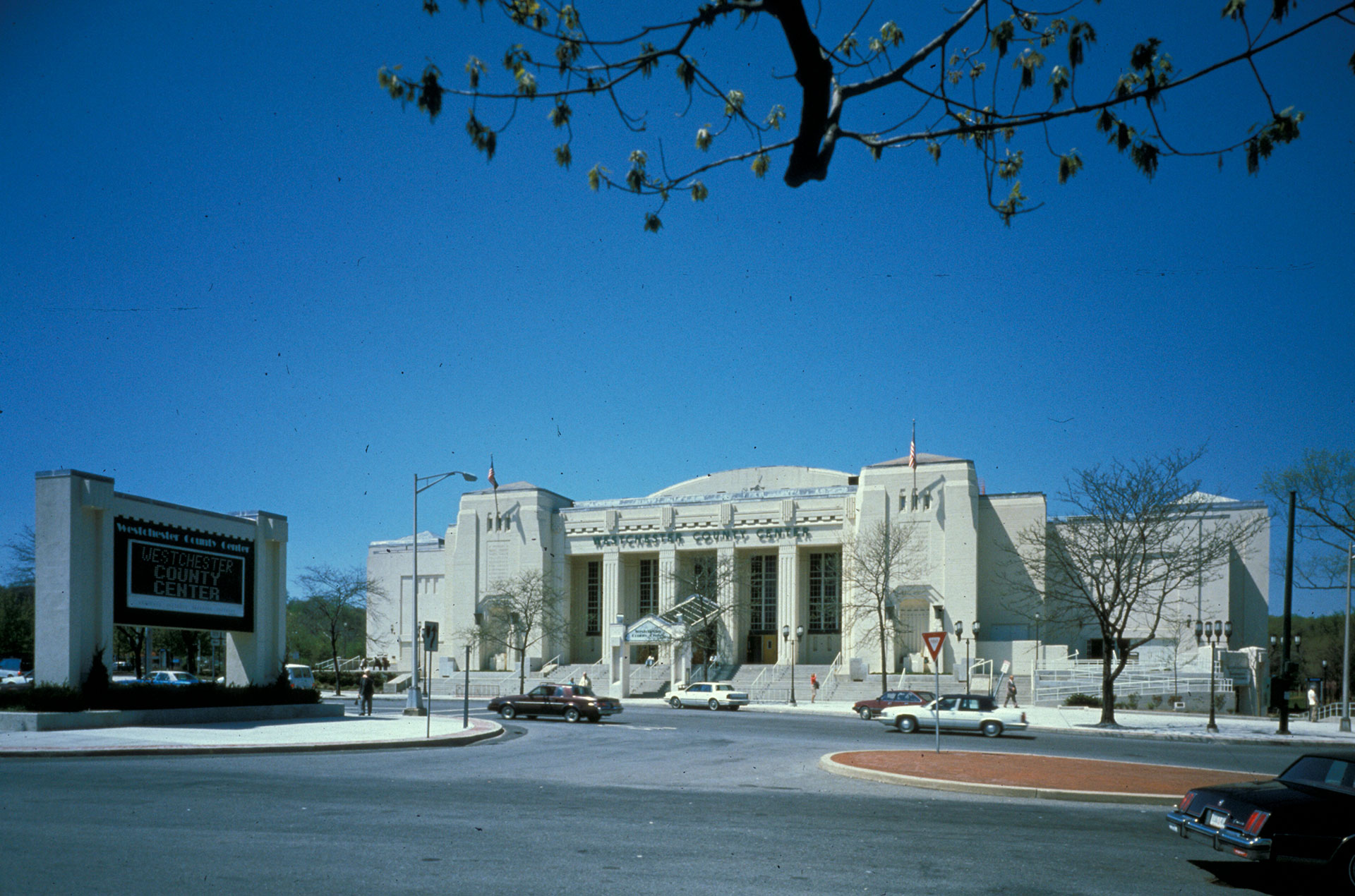 Westchester County Center in White Plains, New York