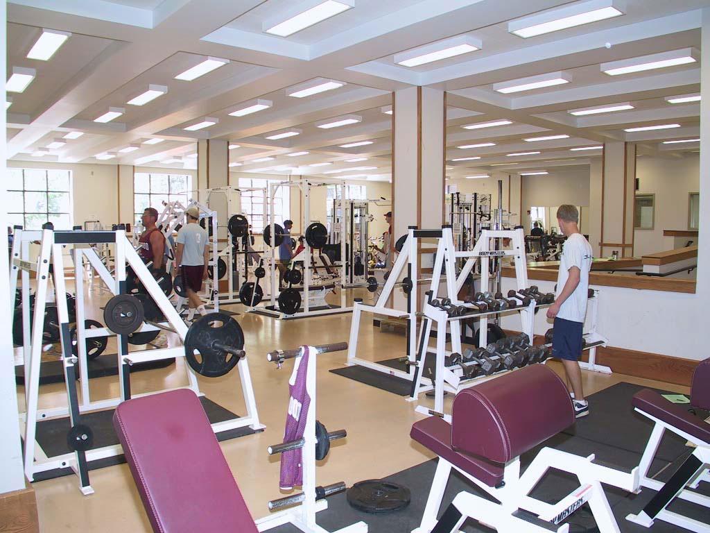 Ridgewood High School Fitness Center