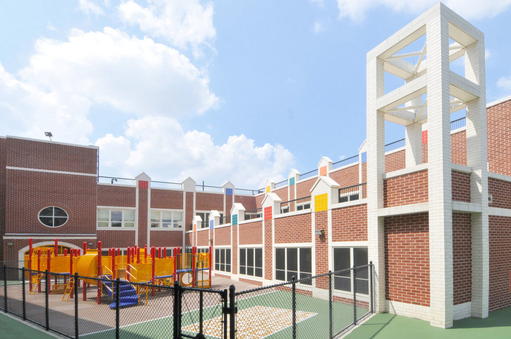 Playground at PS 113 Queens