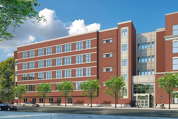 Intermediate School 125 in Queens